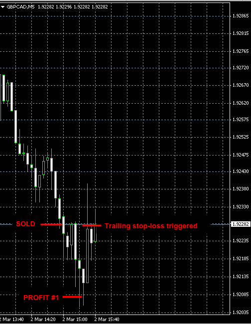 10 pips a day forex strategy